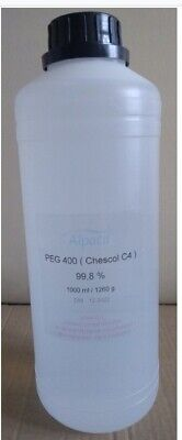 Polyethylene Glycol 400 Peg 400 - 1000 Ml