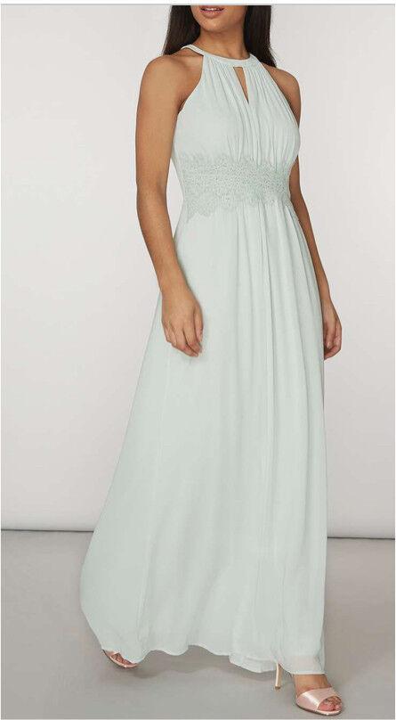 2x Brand new mint green maxi dresses