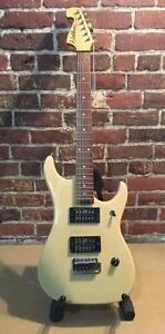 Guitare électrique rare Washburn N1 année 1980 (i011450)