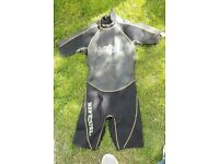 Rip Curl wetsuit young adult teen