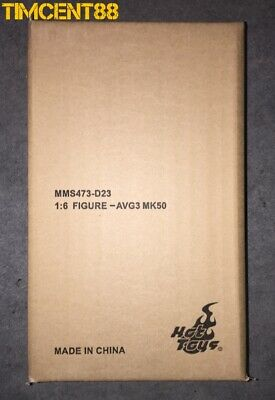 Ready! Hot Toys MMS473D23 Avengers Infinity War 1/6 Iron Man Mark L 50 Diecast