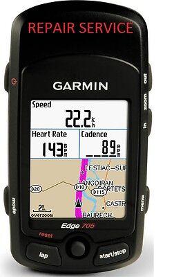 Garmin Edge 605 705 800 Repair  Button  Battery  Lcd