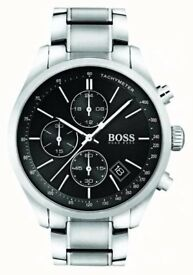 Hugo Boss men's Grand watch