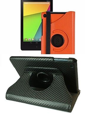 Everything Tablet 360 Rotating Smart Stand Case Cover Google Nexus 7 Version 2  ()