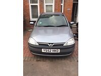 Vauxhall Corsa For Sale -Just passed MOT!