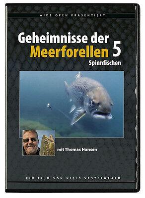 DVD Geheimnisse der Meerforellen Teil 5 Spinnfischen