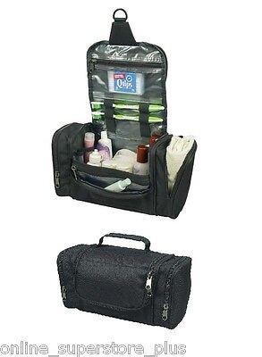 DALIX Travel Organizer Toiletry Cosmetics Medicine Makeup Shaving Kit Bag