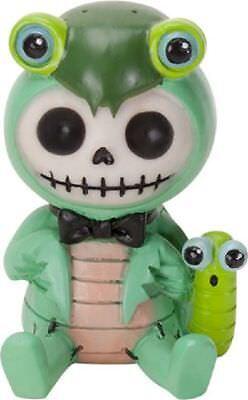 Furry Bones MANNY The Praying Mantis Figurine, Skeleton in Costume, NIB