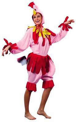 Kostüm Huhn für Erwachsene Cod.76281 (Huhn Kostüme Für Erwachsene)
