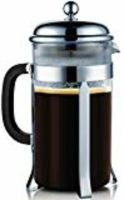 Coffee Maker French Press by SterlingPro  Gift 2 Free Bonus