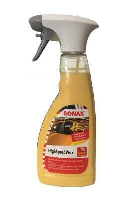 Cera/ Pulimento Spray Crema de Pulido Hi-Speed para Coche Y Moto SONAX...