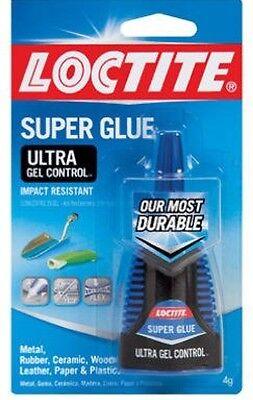 Henkel Gel Glue - Henkel Loctite 1363589 Super Glue Ultra Gel Control 4gm