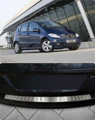 Für Mercedes Benz W169 A-Klasse 2004-2012 Ladekantenschutz aus Edelstahl Chrome