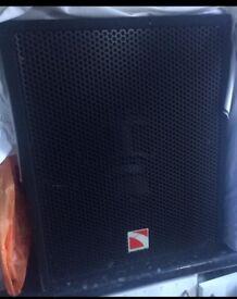 X2 Bass Bins X1 Amp