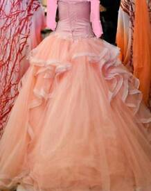 Engagement party prom dress