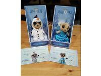Frozen meerkat toys BNIB