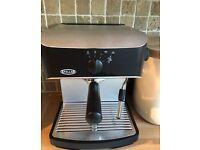 Stellar espresso and cappuccino coffee maker