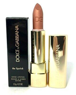 Dolce & Gabbana The Lipstick Shine ~ Sparkling 65 ~ .12 oz BNIB