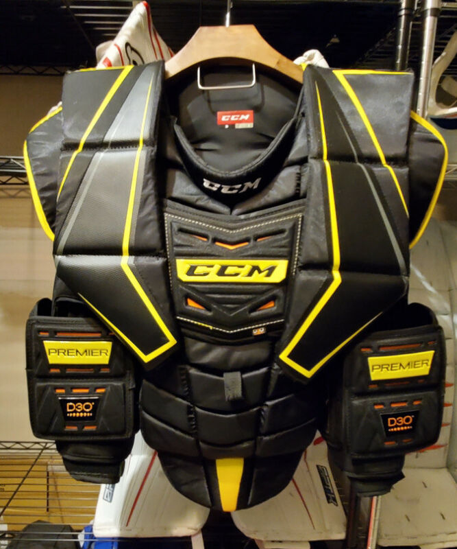 CCM Premier Pro Senior Goalie Chest & Arm Protector Large