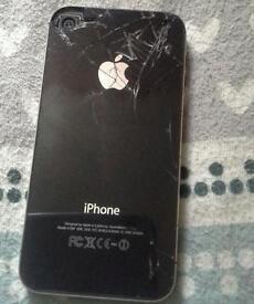 Iphone 4s spares or repairs