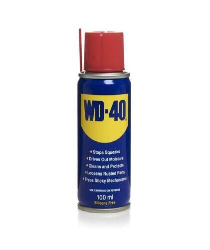 WD-40 Multi-Use Purpose Product 100mL Multi Use WD 40 WD40 Silicone Free