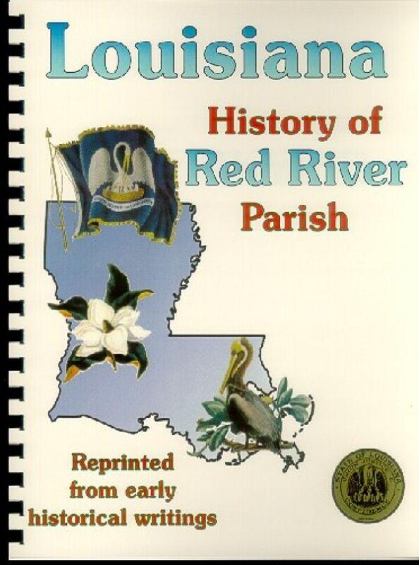 History of Red River  Parish Louisiana