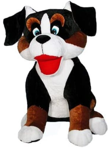 "BERN The BERNESE 24"" Collectible Plush Dog - Toy Source 5-084 - NEW"