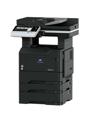 Konica Minolta Bizhub 4752 Multifunction Office Printer Including 2 Cassettes