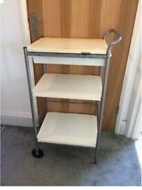 Beauty trolley for home or salon