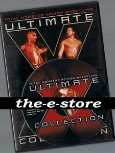 TNA - Wrestling - DVD - The Best of the X Division.