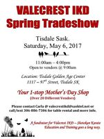 Trade Show in Tisdale