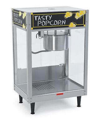 Nemco 6440 6 - 8oz Popcorn Popper Merchandiser