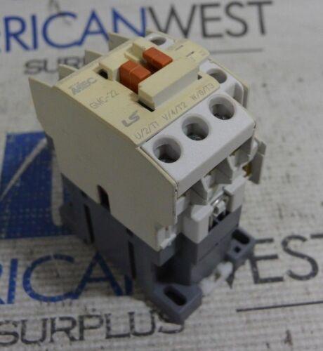 LS MEC GMC-22 Contactor 120V Coil