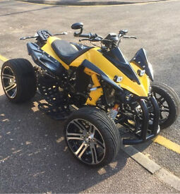 Road Legal QuadBike for sale 250cc