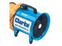 CAM Clarke 300 Portable Ventilator Fan Air Mover Machine Mart