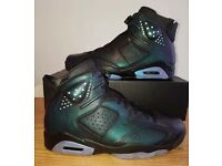 Jordan 6 All Star's Size 9 Brand New RRP £180