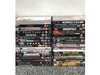 Action/Thriller DVD Bundle