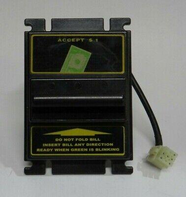Icr Model Bl-700-usd2 Bill Exchanger Tested Works Accept 1 Bill Vending Machine