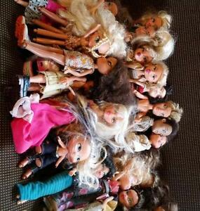Bulk Bratz dolls and furniture Sunnybank Brisbane South West Preview