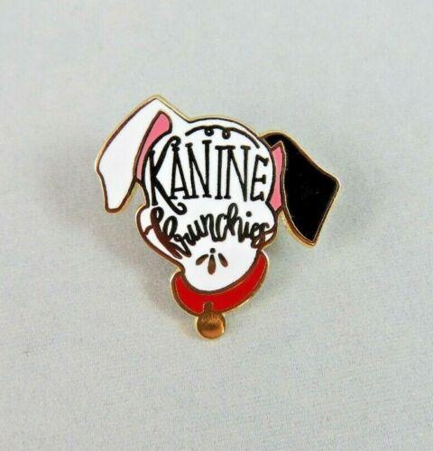 Disney Fantasy Pin - 101 Dalmatians - Kanine Krunchies - Pet Treats