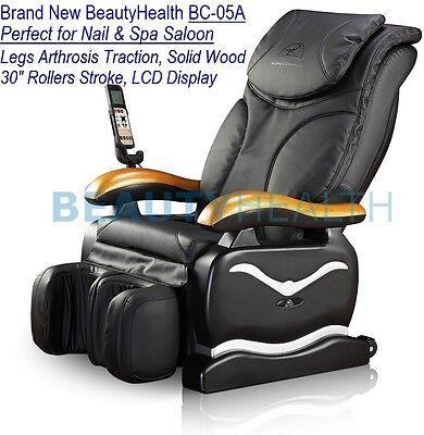 Brand Beautyhealth Bc-05a Recliner Shiatsu Massage Chair ...