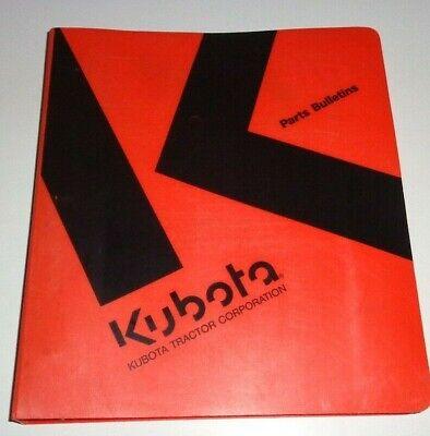Kubota T1570 T1670 T1770 T1870 Lawn Garden Tractor Workshop Service Manual Oem
