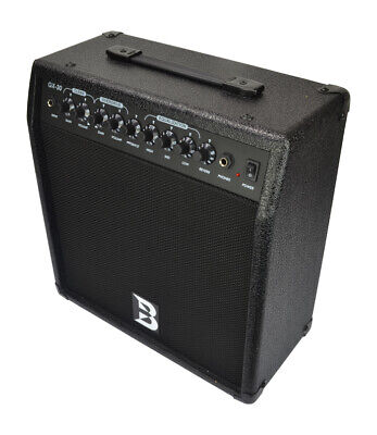Bryce Compact Music Guitar Amplifier 30W Packed with Features - UK Seller
