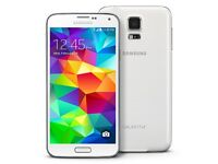 S5 white in very good condition