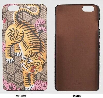 Gucci Bengal iPhone 6 Case, Original Packaging, Tiger Pink Floral Chic