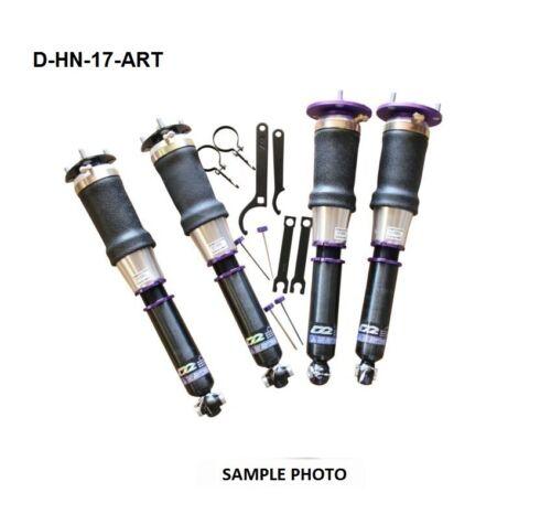 D2 Air Suspension Air Struts For 1992-1995 Honda Civic Sedan Coupe Hatch Eg