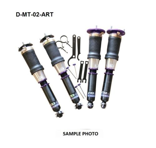 D2 Air Suspension Air Struts For 1991-1999 Mitsubishi 3000gt Fwd - D-mt-02-art