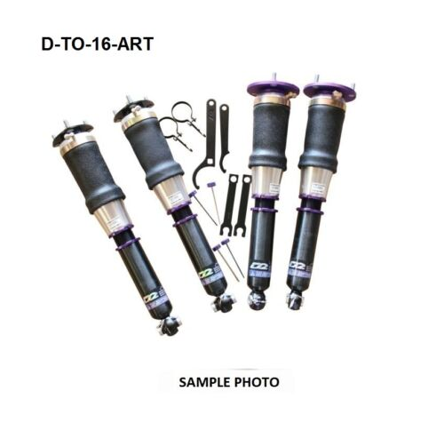 D2 Air Suspension Air Struts For 2007-2011 Toyota Camry - D-to-16-art