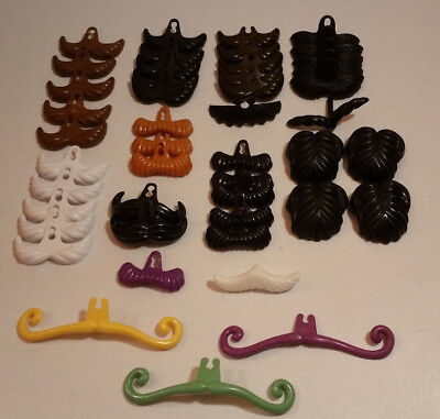 Mr Potato Head replacement Parts *Mustaches* you pick...Please Read Description!](Mustache Part)