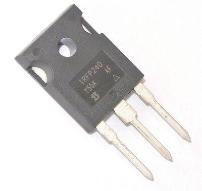 Irfp240pbf Transistor Irfp240 Mosfet N-ch 200v 20a ................... 1pcs